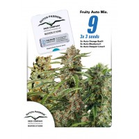 Fruity Autoflower Mix 9ks