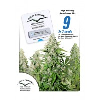 High Potency Autoflower Mix 9ks